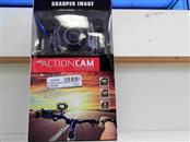 THE SHARPER IMAGE Digital Camera HD ACTION CAM